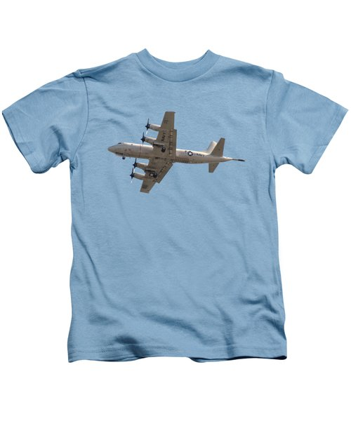 Fly Navy T-shirt Kids T-Shirt