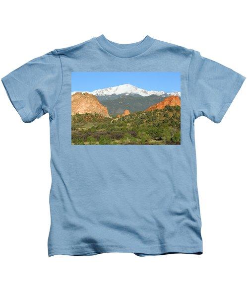 Our Spacious Skies Kids T-Shirt