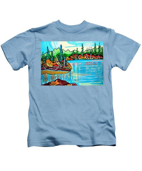 Forgotten Lake Kids T-Shirt