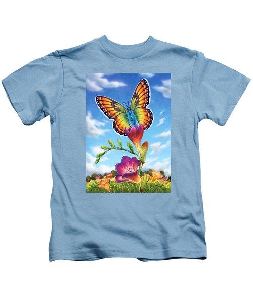 Freesia - Necessary Change Kids T-Shirt