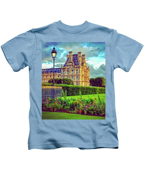 French Garden Kids T-Shirt