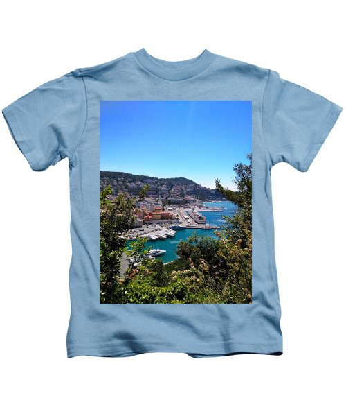 French Port Kids T-Shirt