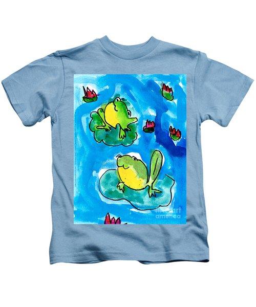Frogs Kids T-Shirt