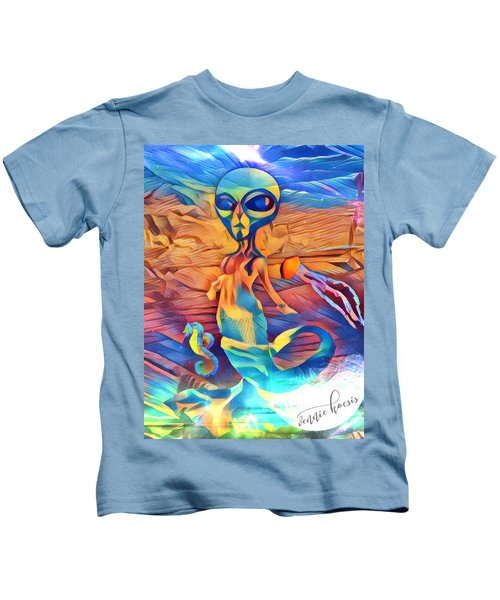 From A World Inside Of Another Kids T-Shirt