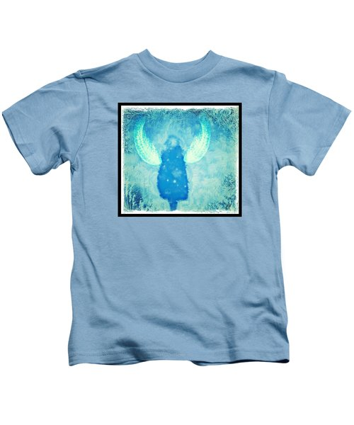 Frosted Angel Kids T-Shirt
