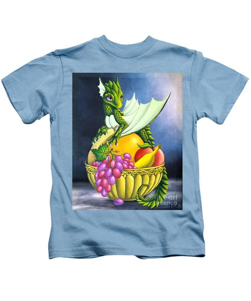 Fruit Dragon Kids T-Shirt