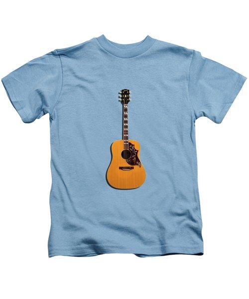 Gibson Hummingbird 1968 Kids T-Shirt