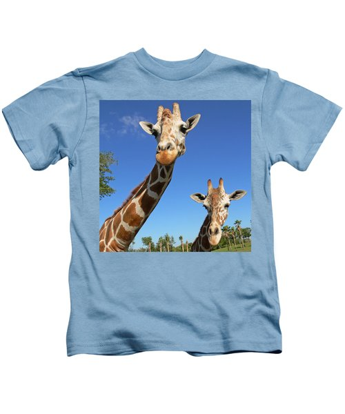 Giraffes Kids T-Shirt