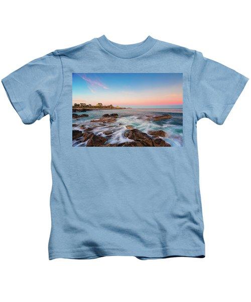 Gloucester Sunset 1 Kids T-Shirt