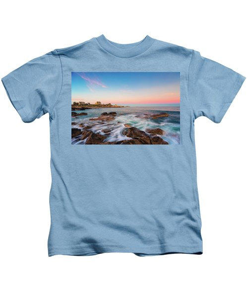 Gloucester Sunset 1 Kids T-Shirt