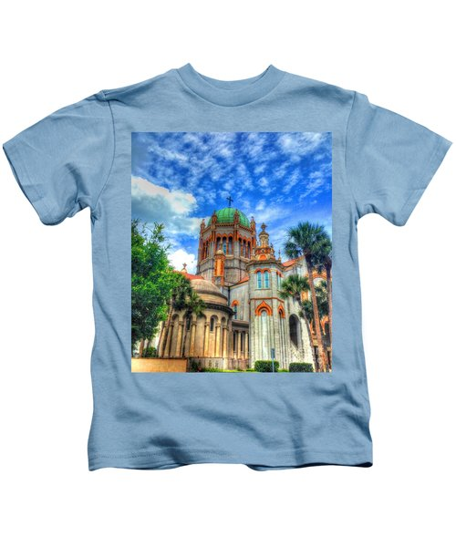 Flagler Memorial Presbyterian Church Kids T-Shirt