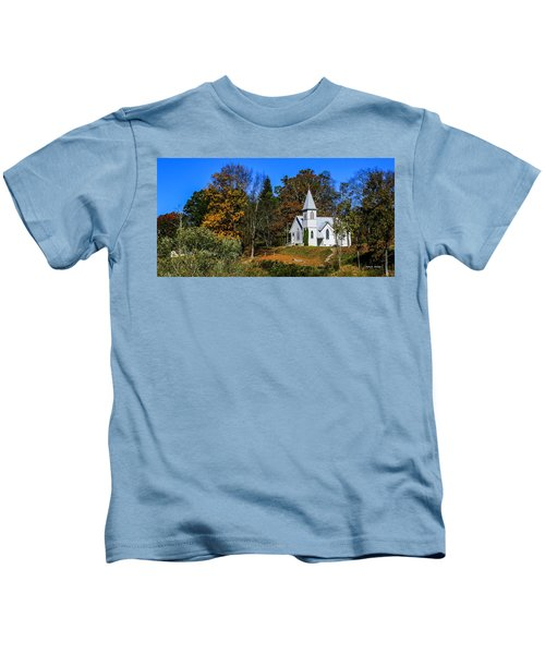 Grassy Creek Methodist Church Kids T-Shirt