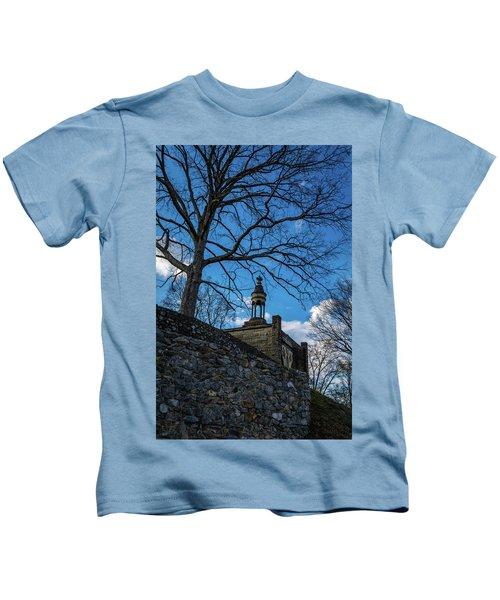 Guarded Summit Memorial Kids T-Shirt