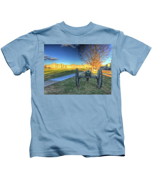 Guarding The Gate Kids T-Shirt