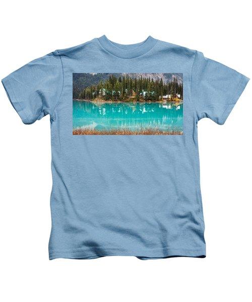 Emerald Lake Kids T-Shirt