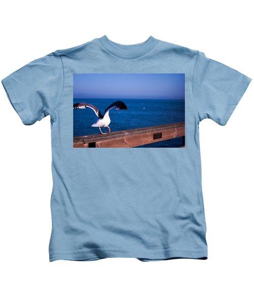 Gull Dance Kids T-Shirt