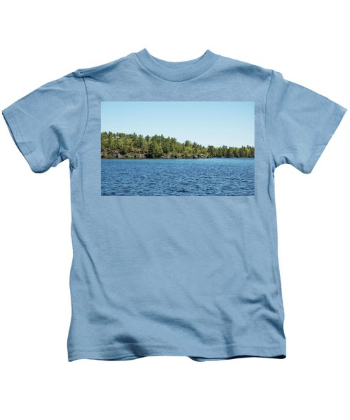 Gull Lake Kids T-Shirt