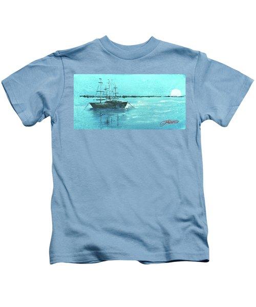 Half Moon Harbor Kids T-Shirt
