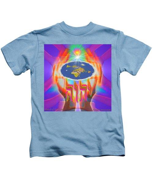 Hands Of Creation Kids T-Shirt