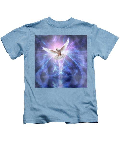 Harbinger II #fantasy #fantasyart Kids T-Shirt