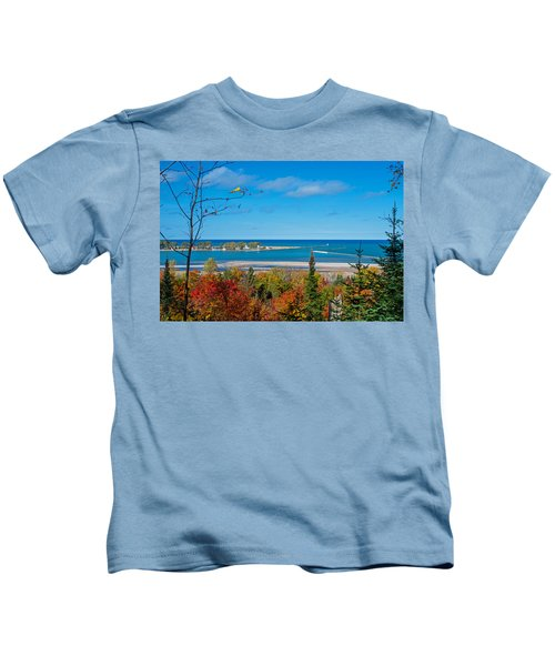 Harbor View  Kids T-Shirt