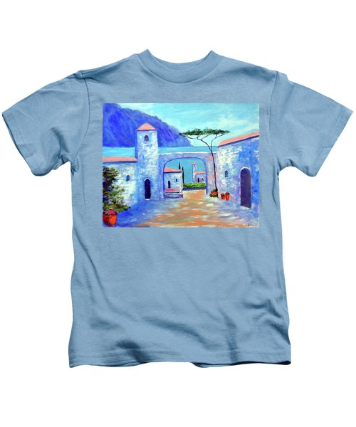 Harmony Of Como Kids T-Shirt