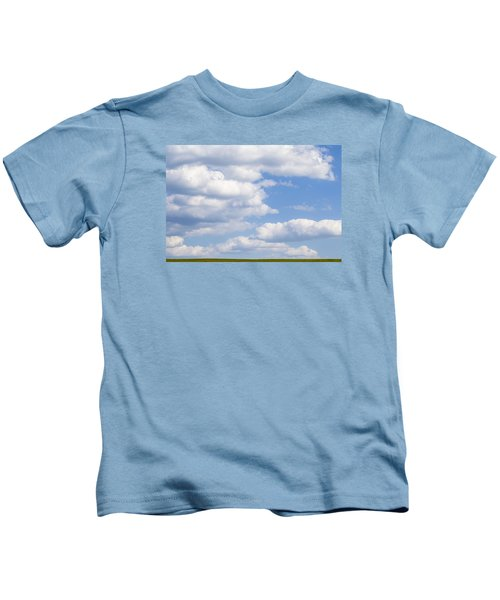 Head In The Clouds Kids T-Shirt