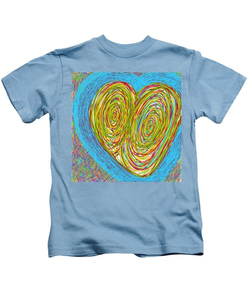 Hearts As One Kids T-Shirt