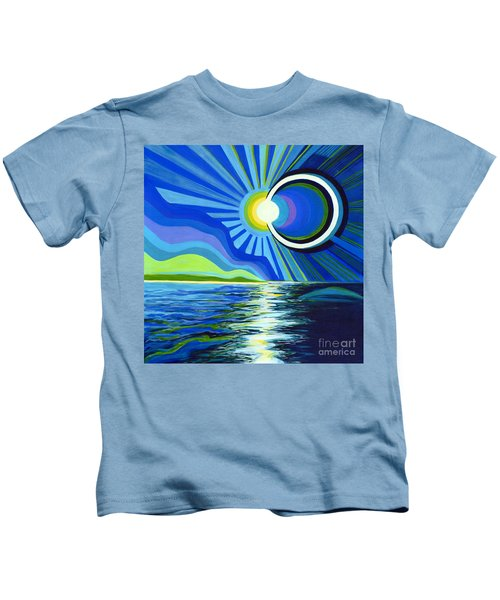 Here Come The Sun Kids T-Shirt