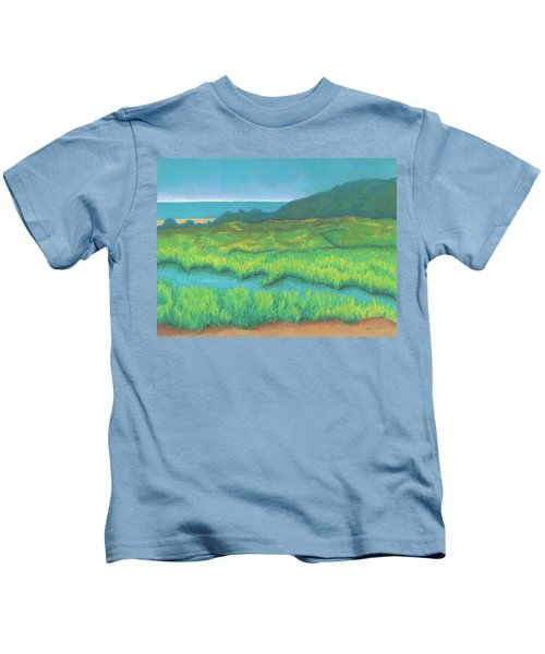 Heron's Home Kids T-Shirt