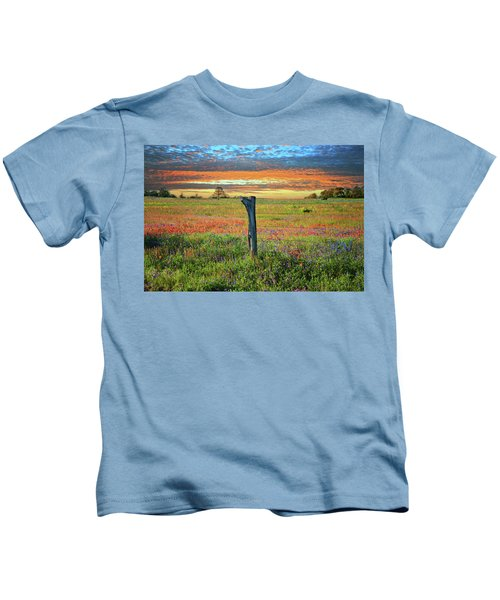 Hill Country Heaven Kids T-Shirt