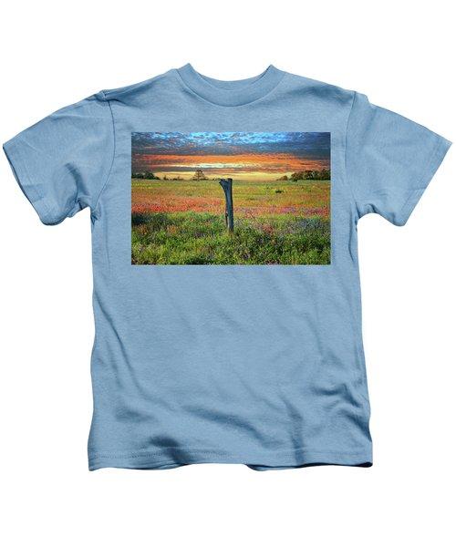 Hill Country Heaven Kids T-Shirt