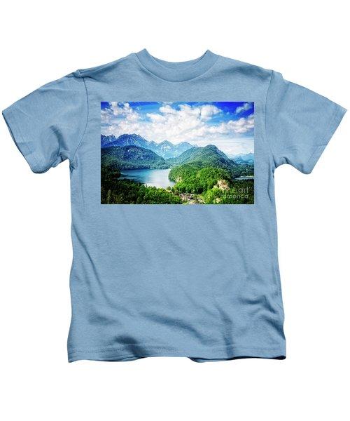 Hohenschwangau Kids T-Shirt
