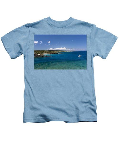 Honolua Bay Kids T-Shirt
