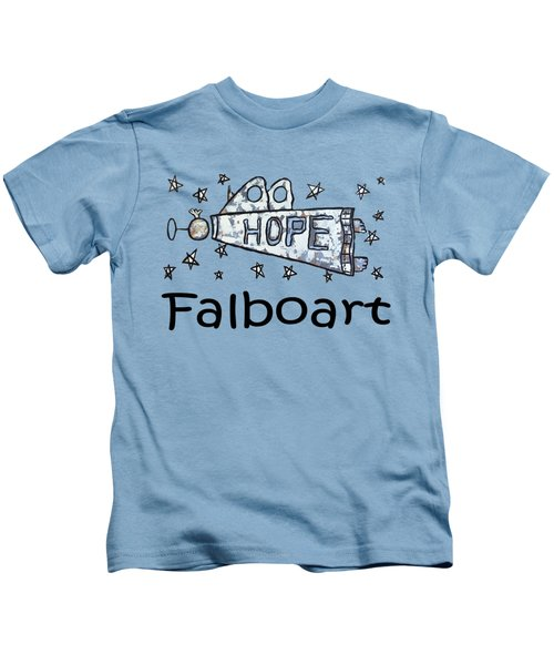 Hope T-shirt Kids T-Shirt