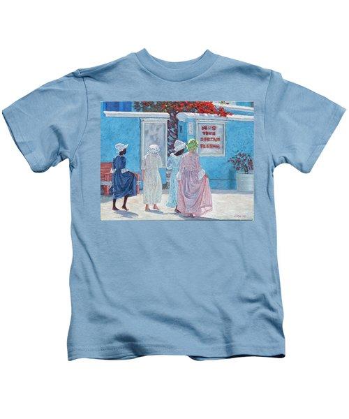 Hope Town Heritage Festival Kids T-Shirt