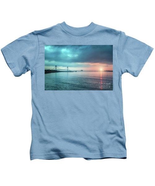 Hopeful Tomorrow Kids T-Shirt