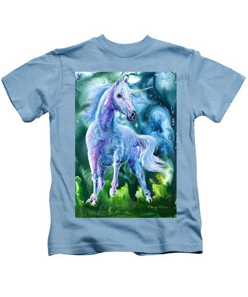 I Dream Of Unicorns Kids T-Shirt