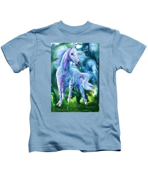 I Dream Of Unicorns Kids T-Shirt