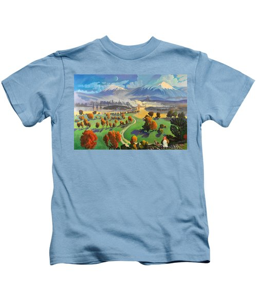 I Dreamed America Kids T-Shirt
