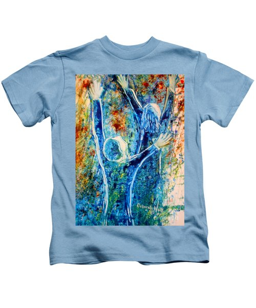 I Will Praise You In The Storm Kids T-Shirt