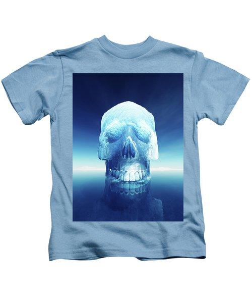 Iceberg Dangers Kids T-Shirt