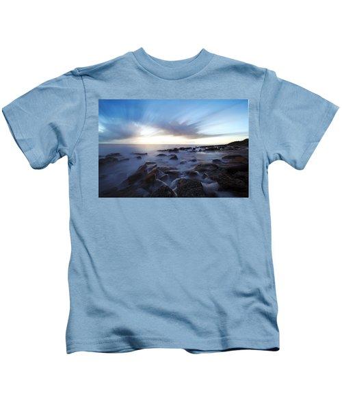 In The Morning Light Kids T-Shirt