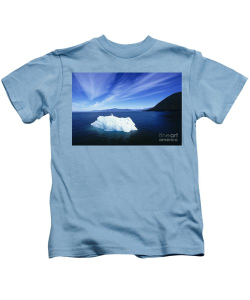 Inside Passage Iceberg Kids T-Shirt
