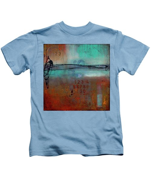 Into Retrospection Kids T-Shirt