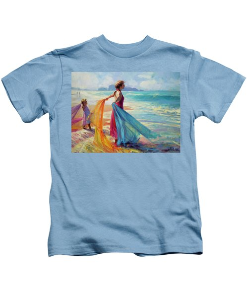 Into The Surf Kids T-Shirt