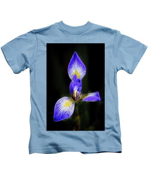 Iris #1 Kids T-Shirt