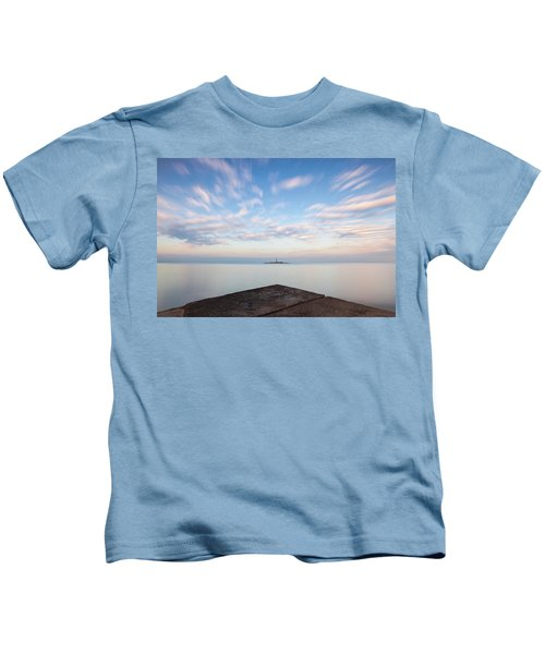 Islet Baraban With Lighthouse Kids T-Shirt