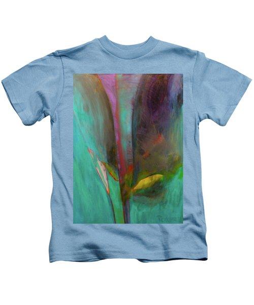 Japanese Longstem By Paul Pucciarelli The Second Kids T-Shirt