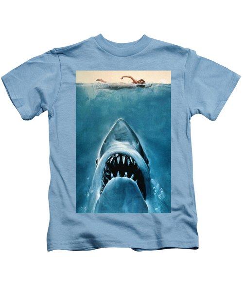 Jaws Kids T-Shirt